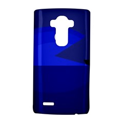 Blue monster fish LG G4 Hardshell Case by Valentinaart