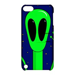 Alien  Apple Ipod Touch 5 Hardshell Case With Stand by Valentinaart