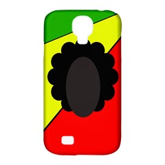 Jamaica Samsung Galaxy S4 Classic Hardshell Case (pc+silicone) by Valentinaart