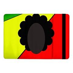 Jamaica Samsung Galaxy Tab Pro 10 1  Flip Case by Valentinaart