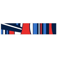 Abstract Nautical Flano Scarf (small) by olgart