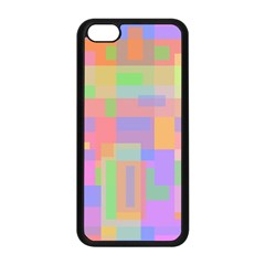 Pastel Decorative Design Apple Iphone 5c Seamless Case (black) by Valentinaart