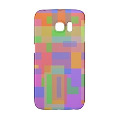Pastel Decorative Design Galaxy S6 Edge by Valentinaart