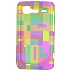 Pastel colorful design HTC Incredible S Hardshell Case