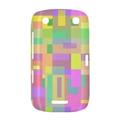 Pastel colorful design BlackBerry Curve 9380