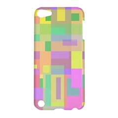 Pastel Colorful Design Apple Ipod Touch 5 Hardshell Case by Valentinaart