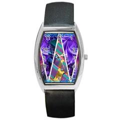 Pizap Com14534840917741 Barrel Style Metal Watch by jpcool1979