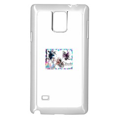 Picmix Com 5004827 Samsung Galaxy Note 4 Case (White) by jpcool1979