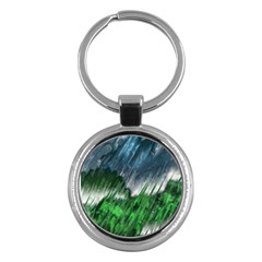 Bluegreen Key Chains (round)  by tsartswashington
