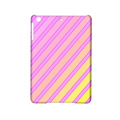 Pink And Yellow Elegant Design Ipad Mini 2 Hardshell Cases by Valentinaart