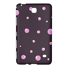 Pink Bubbles Samsung Galaxy Tab 4 (7 ) Hardshell Case  by Valentinaart