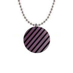 Elegant lines Button Necklaces by Valentinaart