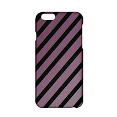 Elegant Lines Apple Iphone 6/6s Hardshell Case by Valentinaart