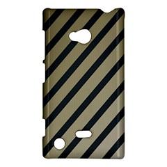 Decorative elegant lines Nokia Lumia 720 by Valentinaart