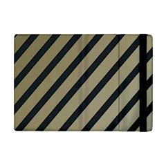 Decorative Elegant Lines Ipad Mini 2 Flip Cases by Valentinaart