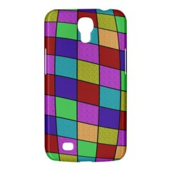 Colorful Cubes  Samsung Galaxy Mega 6 3  I9200 Hardshell Case by Valentinaart