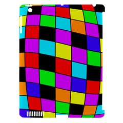 Colorful Cubes  Apple Ipad 3/4 Hardshell Case (compatible With Smart Cover) by Valentinaart