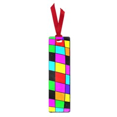 Colorful Cubes  Small Book Marks by Valentinaart