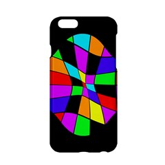 Abstract Colorful Flower Apple Iphone 6/6s Hardshell Case by Valentinaart