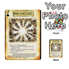 Sanguosha 2 By Jason Han   Multi Purpose Cards (rectangle)   H1476v8q7zis   Www Artscow Com Front 53