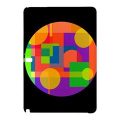 Colorful Circle  Samsung Galaxy Tab Pro 10 1 Hardshell Case