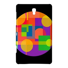 Colorful Circle  Samsung Galaxy Tab S (8 4 ) Hardshell Case  by Valentinaart