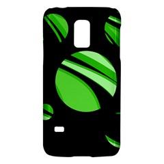 Green Balls   Galaxy S5 Mini by Valentinaart
