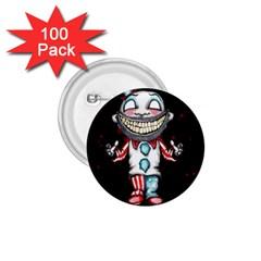 Super Secret Clown Business Ii  1 75  Buttons (100 Pack)  by lvbart