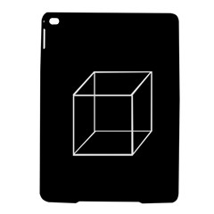 Simple Cube Ipad Air 2 Hardshell Cases by Valentinaart
