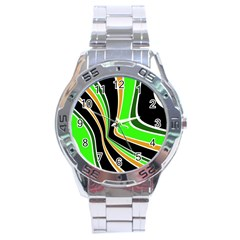 Colors Of 70 s Stainless Steel Analogue Watch by Valentinaart