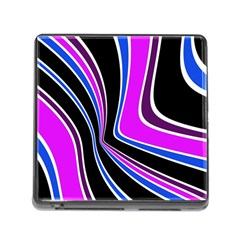 Colors Of 70 s Memory Card Reader (square) by Valentinaart