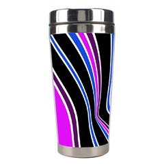 Colors Of 70 s Stainless Steel Travel Tumblers by Valentinaart
