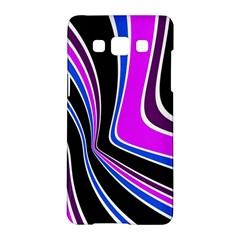 Colors Of 70 s Samsung Galaxy A5 Hardshell Case  by Valentinaart
