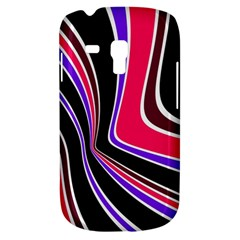 Colors Of 70 s Samsung Galaxy S3 Mini I8190 Hardshell Case by Valentinaart