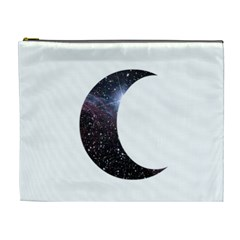 Moon Cosmetic Bag (xl) by itsybitsypeakspider