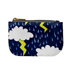 Thunderstorms Mini Coin Purses