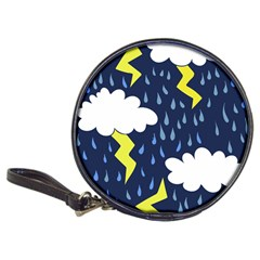 Thunderstorms Classic 20 Cd Wallets by BubbSnugg