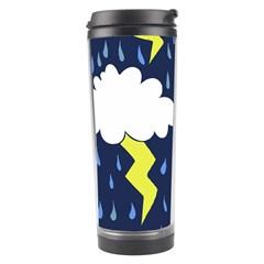 Thunderstorms Travel Tumbler