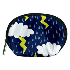 Thunderstorms Accessory Pouches (medium)  by BubbSnugg