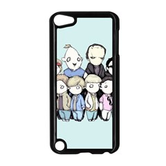 Goonies Vs Monster Squad Apple Ipod Touch 5 Case (black) by lvbart