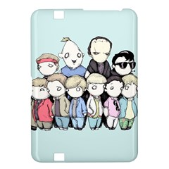 Goonies Vs Monster Squad Kindle Fire Hd 8 9  by lvbart