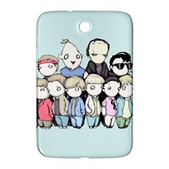 Goonies Vs Monster Squad Samsung Galaxy Note 8 0 N5100 Hardshell Case  by lvbart