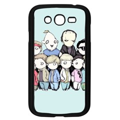 Goonies Vs Monster Squad Samsung Galaxy Grand Duos I9082 Case (black) by lvbart