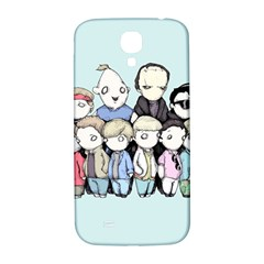 Goonies Vs Monster Squad Samsung Galaxy S4 I9500/i9505  Hardshell Back Case by lvbart