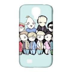 Goonies Vs Monster Squad Samsung Galaxy S4 Classic Hardshell Case (pc+silicone) by lvbart
