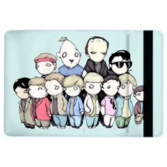 Goonies Vs Monster Squad Ipad Air 2 Flip by lvbart