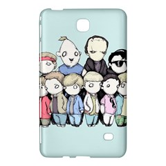 Goonies Vs Monster Squad Samsung Galaxy Tab 4 (7 ) Hardshell Case  by lvbart