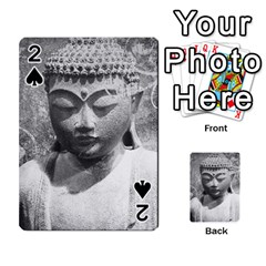 Buddha Playing Cards 54 Designs