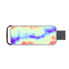 Calm Of The Storm Portable Usb Flash (two Sides) by TRENDYcouture