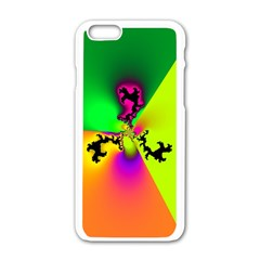 Creation Of Color Apple Iphone 6/6s White Enamel Case by TRENDYcouture